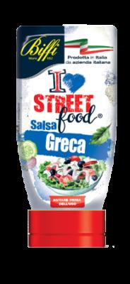 Salsa Greca - I Love Streetfood - 270g