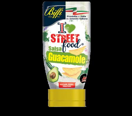 Salsa Guacamole - I Love Streetfood - 270g