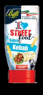 Salsa Kebab - I Love Streetfood - 270g