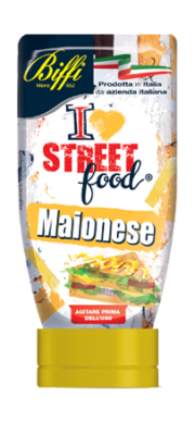 Maionese Classica - I Love Streefood - 247g
