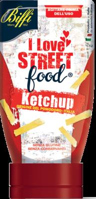 ketchup biffi i love street food