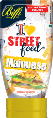 Maionese Biffi I love Street Food