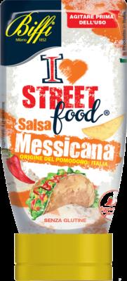 Salsa Messicana Biffi I love Street Food