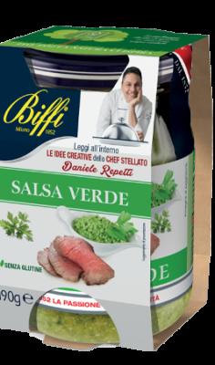 Salsa Verde Biffi 190g