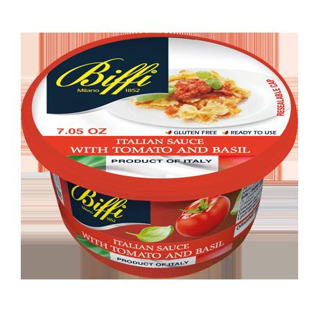 Biffi Italian sauce with tomato and basil_small